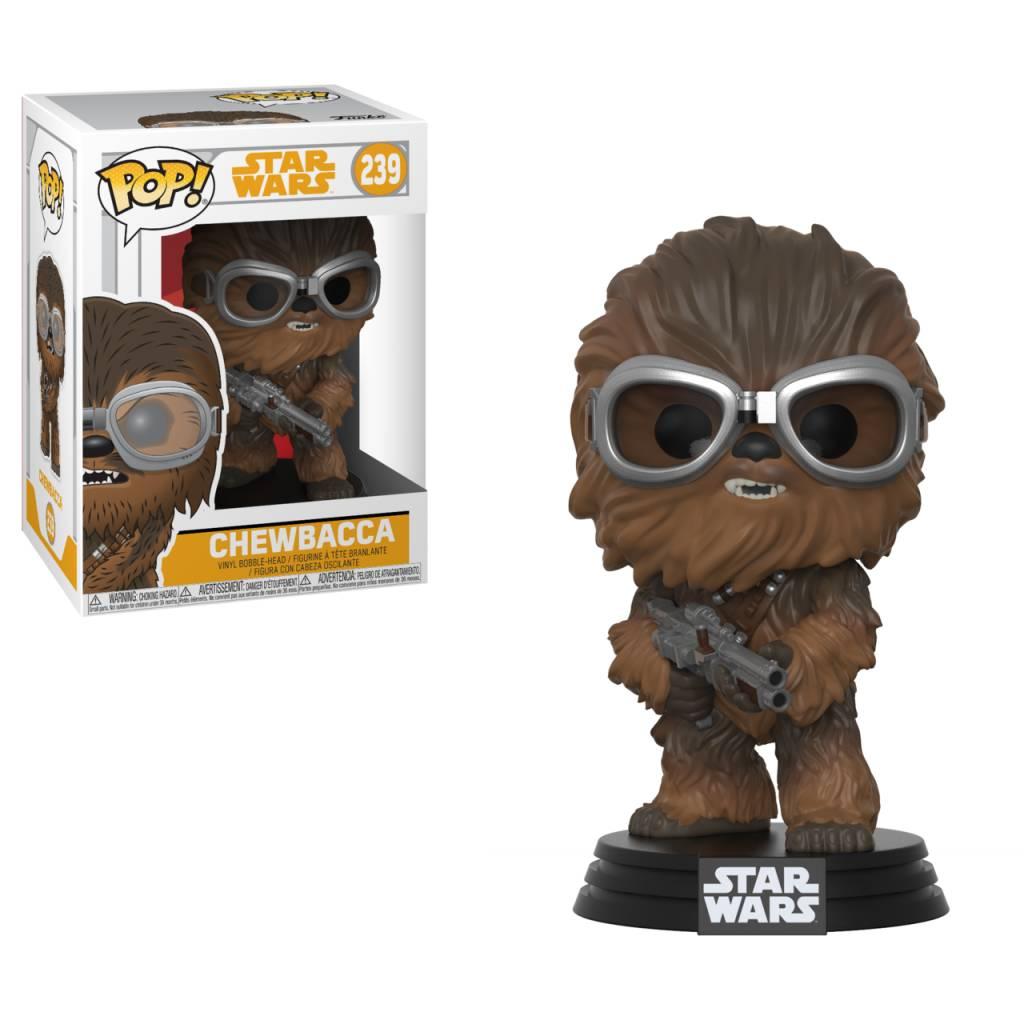 POP Star Wars Solo - Chewbacca