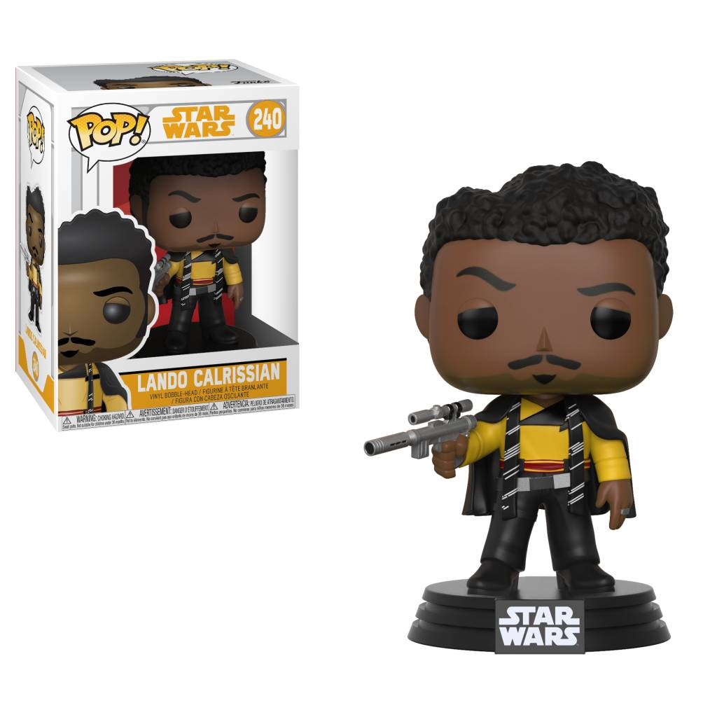POP Star Wars Solo - Lando