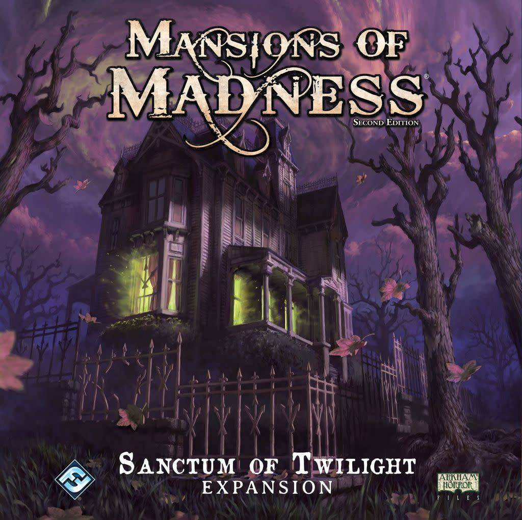 Mansions of Madness : Sanctum of Twilight