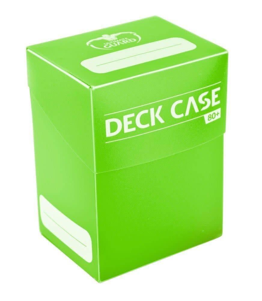 Deck Case 80+ (Light Green)
