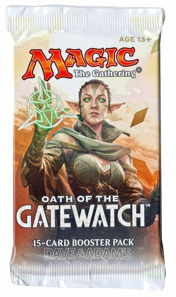 Oath of the Gatewatch Chinese Pack of 5