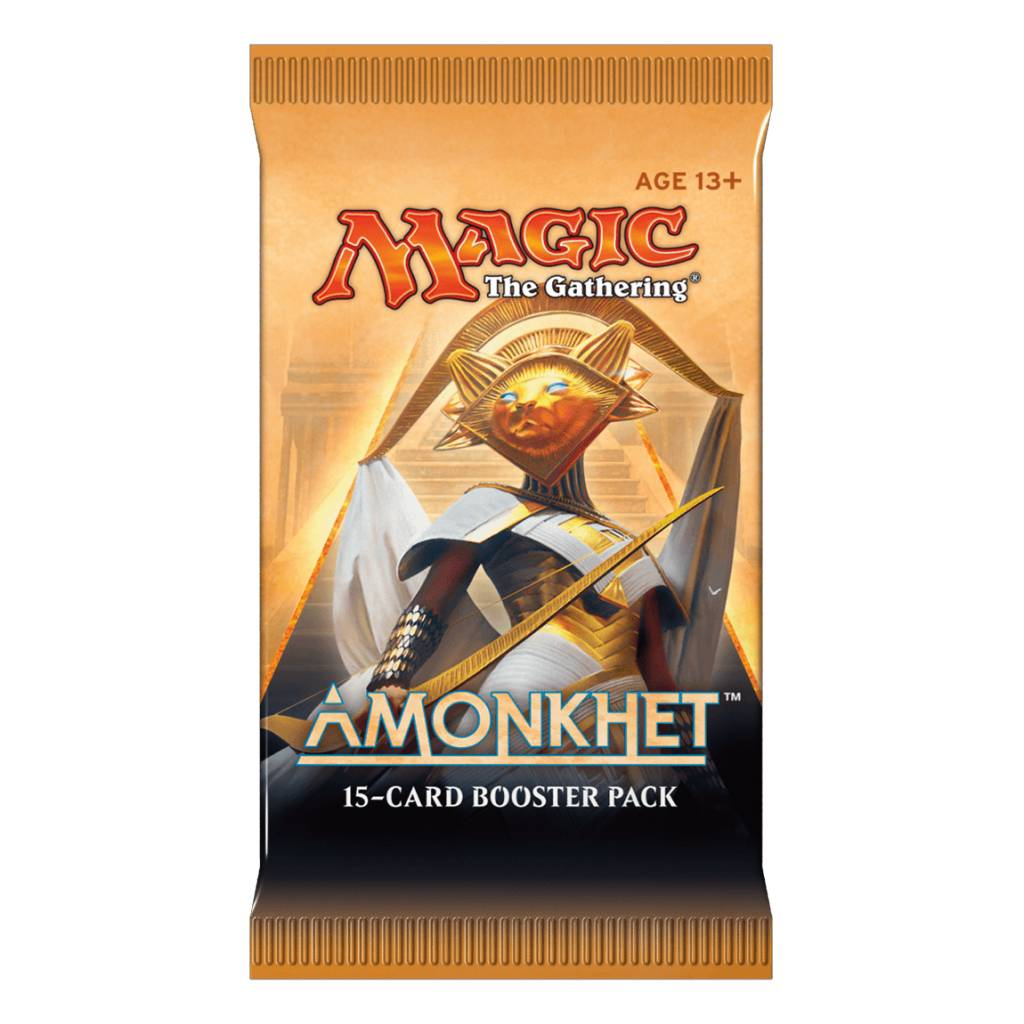 Amonkhet French Pack of 5