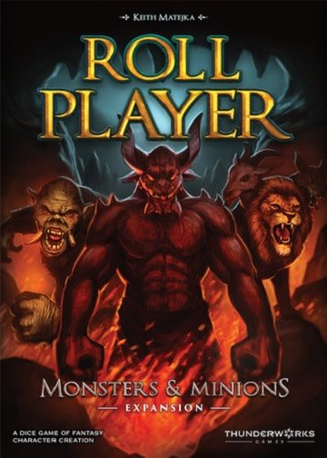 Roll player Monsters & Minions