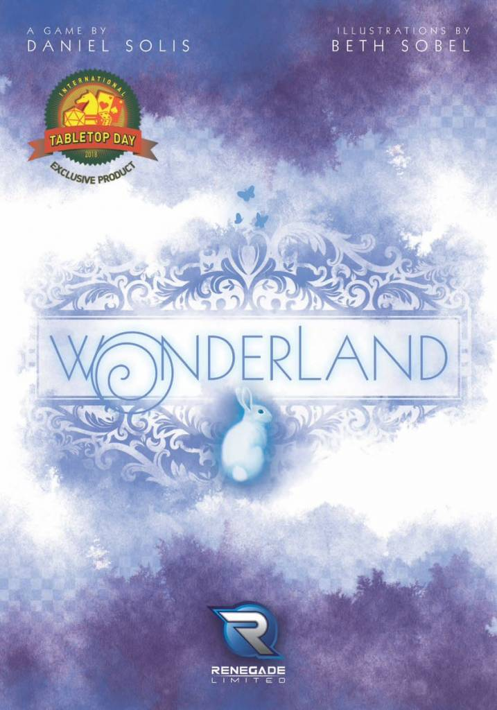 Tabletop Day 2018 - Wonderland