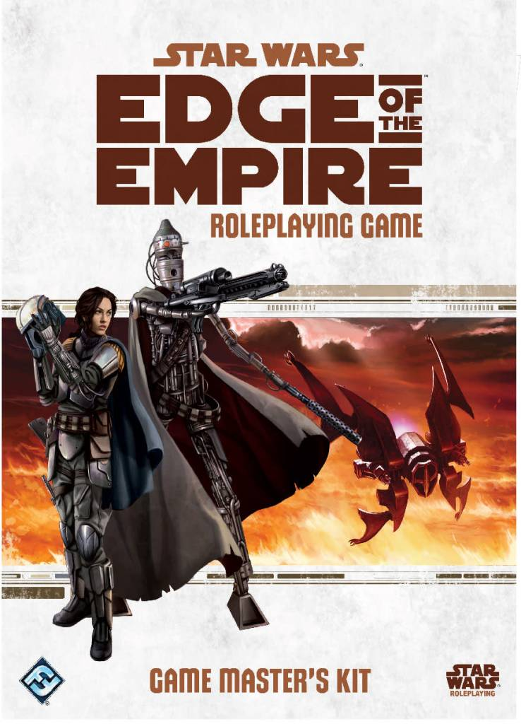 Edge of the  Empire RPG