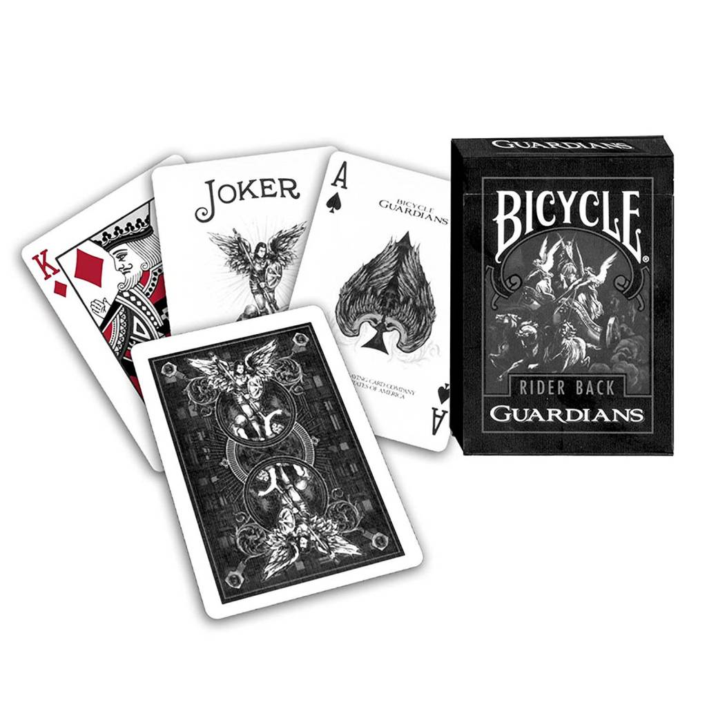 Bicycle Deck Guardians