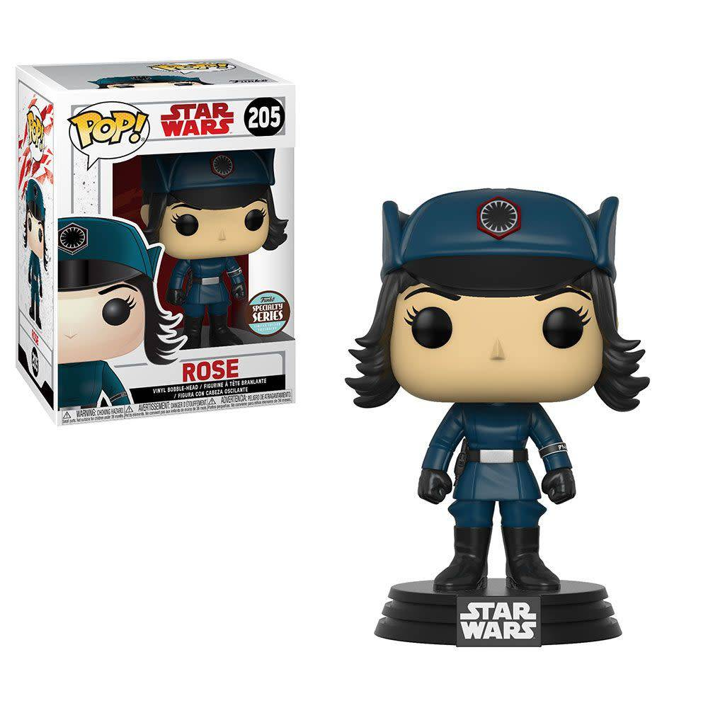 POP! Star Wars Rose Disguise The Last Jedi
