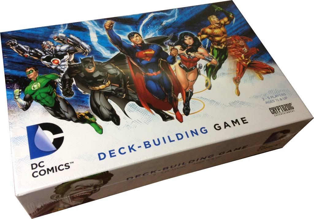 DC Comics Deck Building Game FR