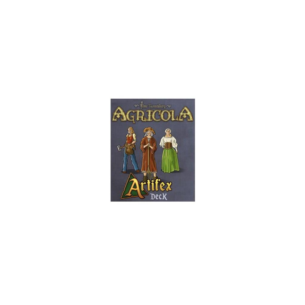 Agricola Artifex Deck Expansion
