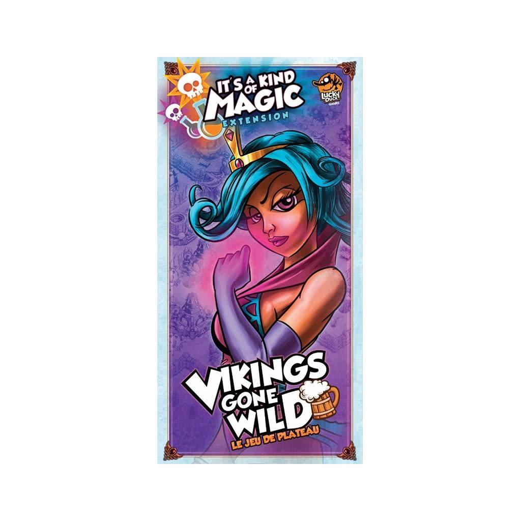 Vikings Gone Wild: Kind of Magic Exp. FR
