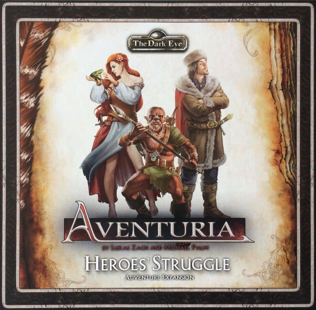Aventuria: Heroe's Struggle Exp