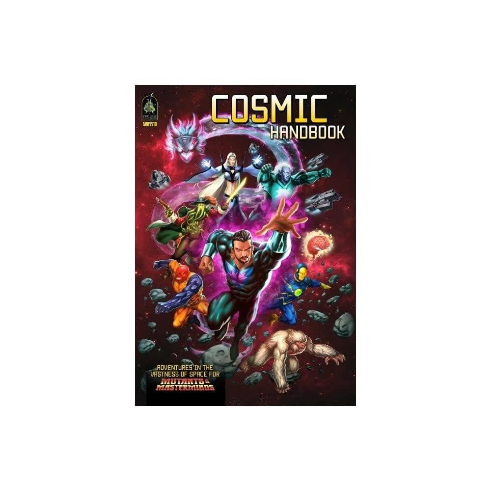 Mutants & Masterminds: Cosmic Handbook
