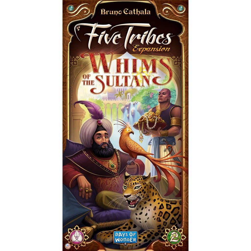 FIVE TRIBES - EXP. WHIMS OF SULTAN