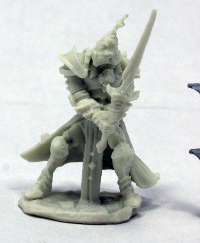 Andras, Evil Warrior