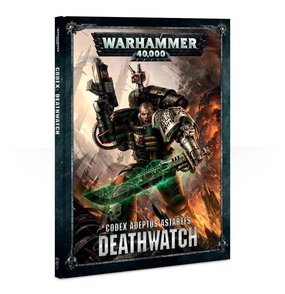 Codex: Deathwatch (Hardback)
