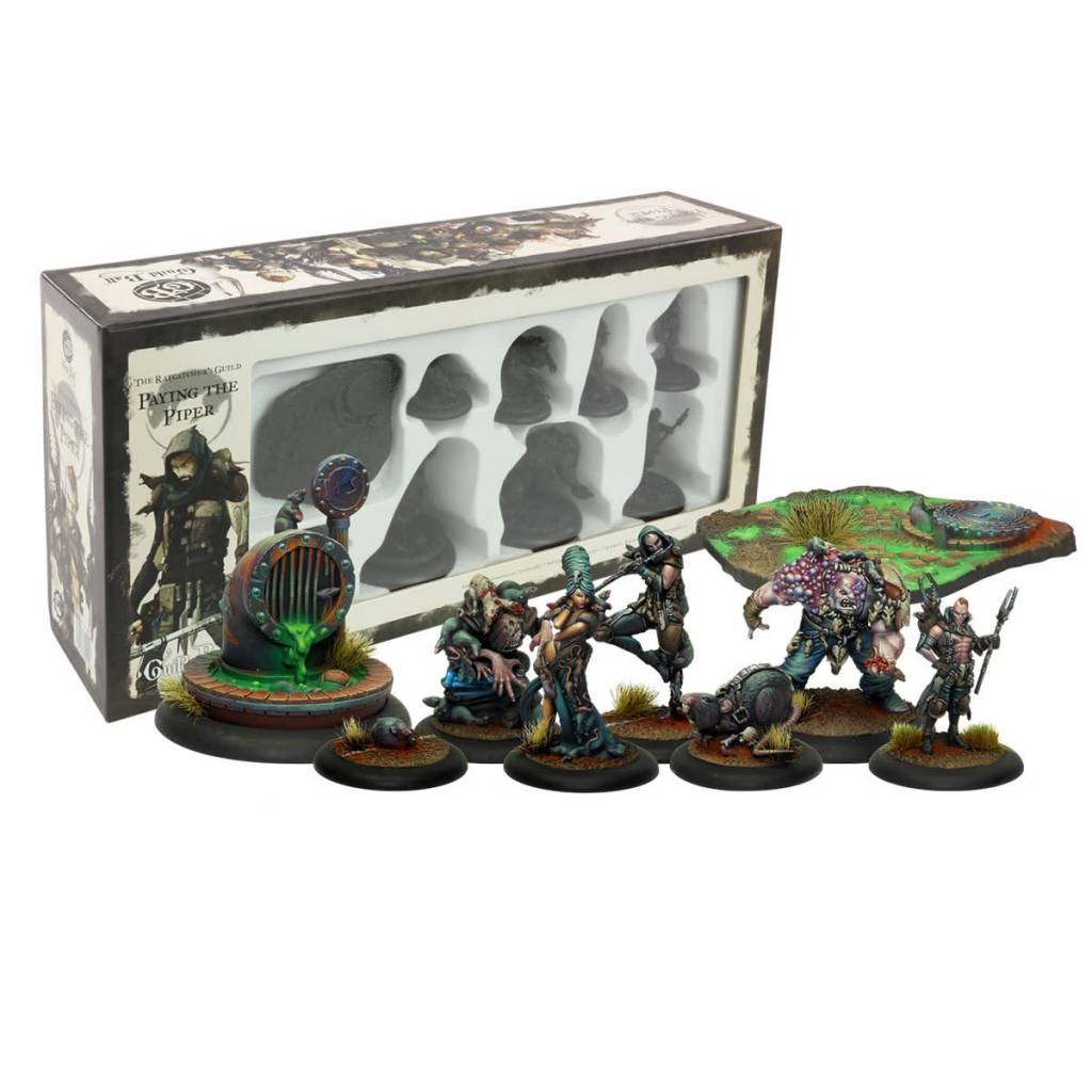 Guild Ball - The Ratcatcher's Guild - Paying the Piper