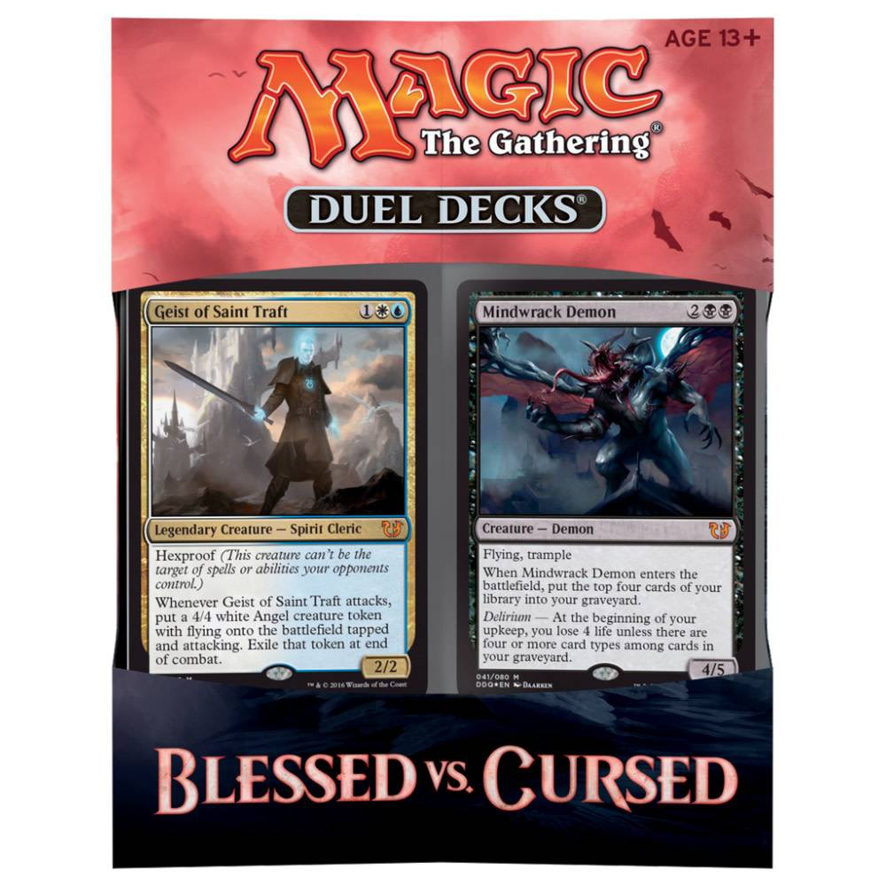 Duel Decks: Blessed vs Cursed