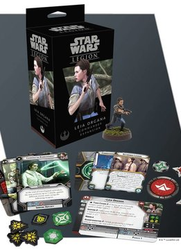 Star Wars: Legion -  Leia Organa Commander Expansion  Expansion