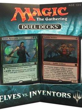 Deck Box Elves vs. Inventors