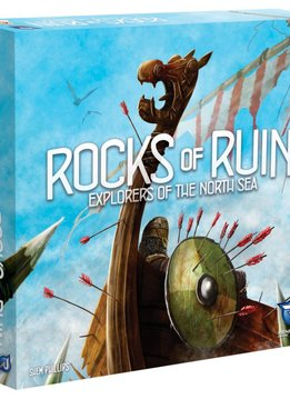 Explorers of the North Sea - Rocks of Ruin