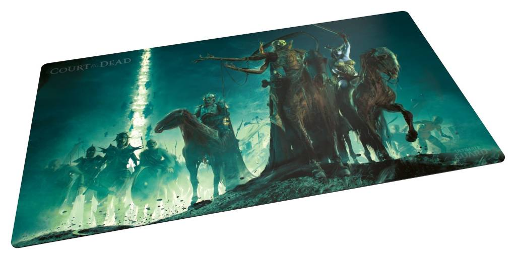 Playmat Court of the Dead Underworld United