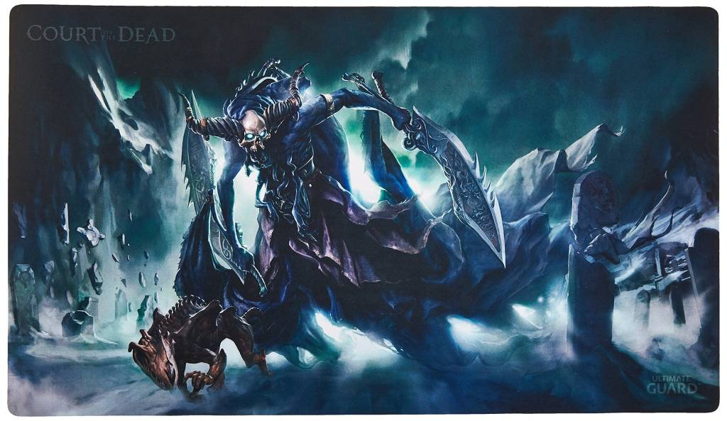 Playmat Court of the Dead Executioner