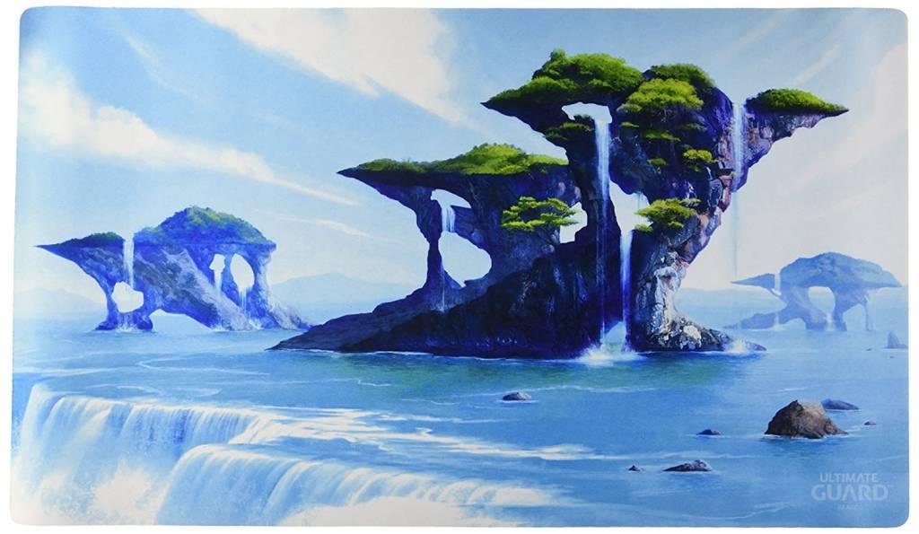 Playmat Lands Island