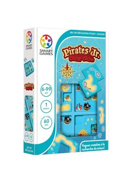 Cache Cache Pirates (Smart games)
