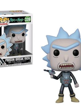 Pop! Rick & Morty - Prison Rick