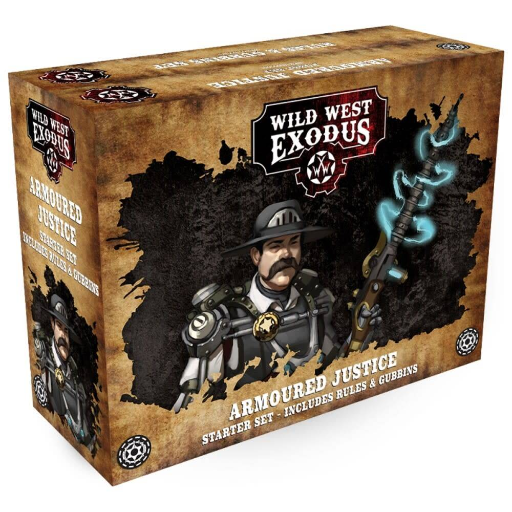 Wild West Exodus - Armoured Justice Starter Set