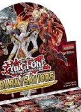 Yugioh Dark Saviors Booster Box