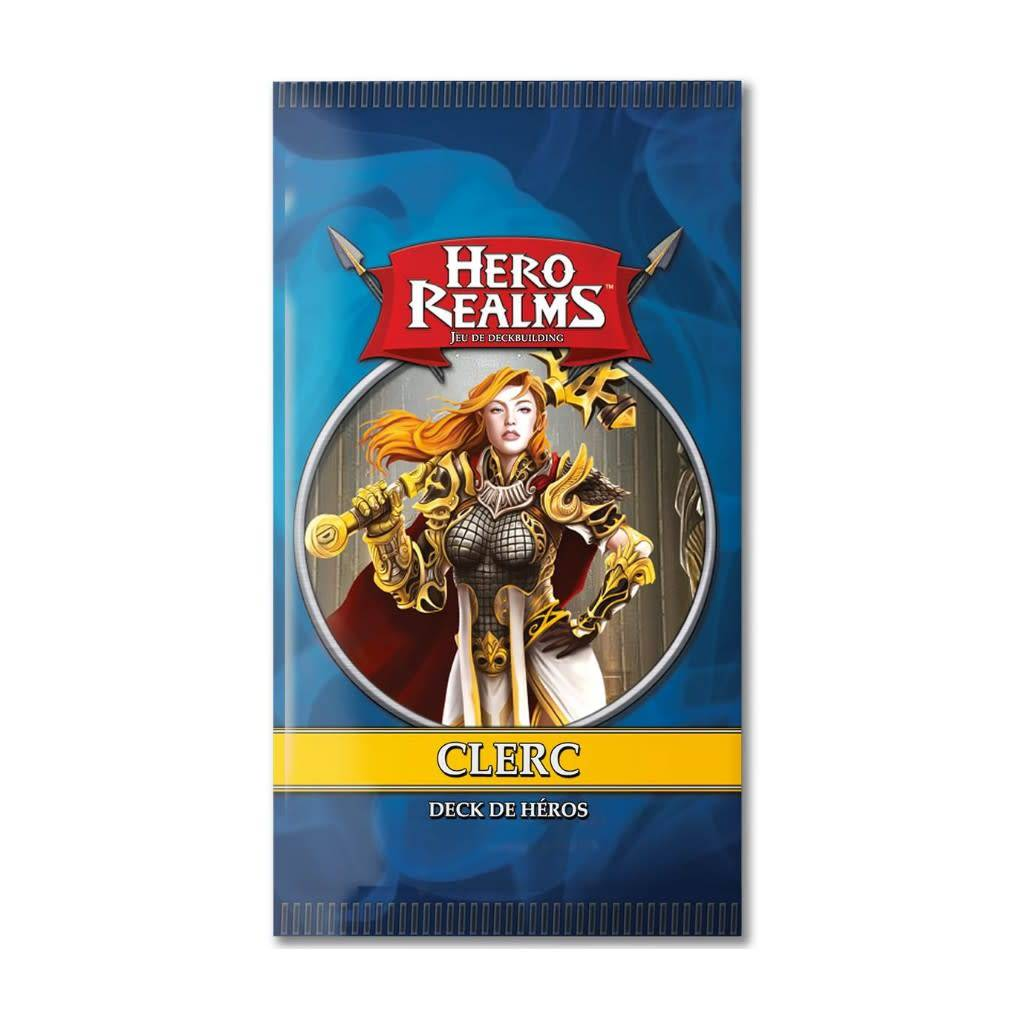 Hero Realms - Pack de Hero - Clerc FR