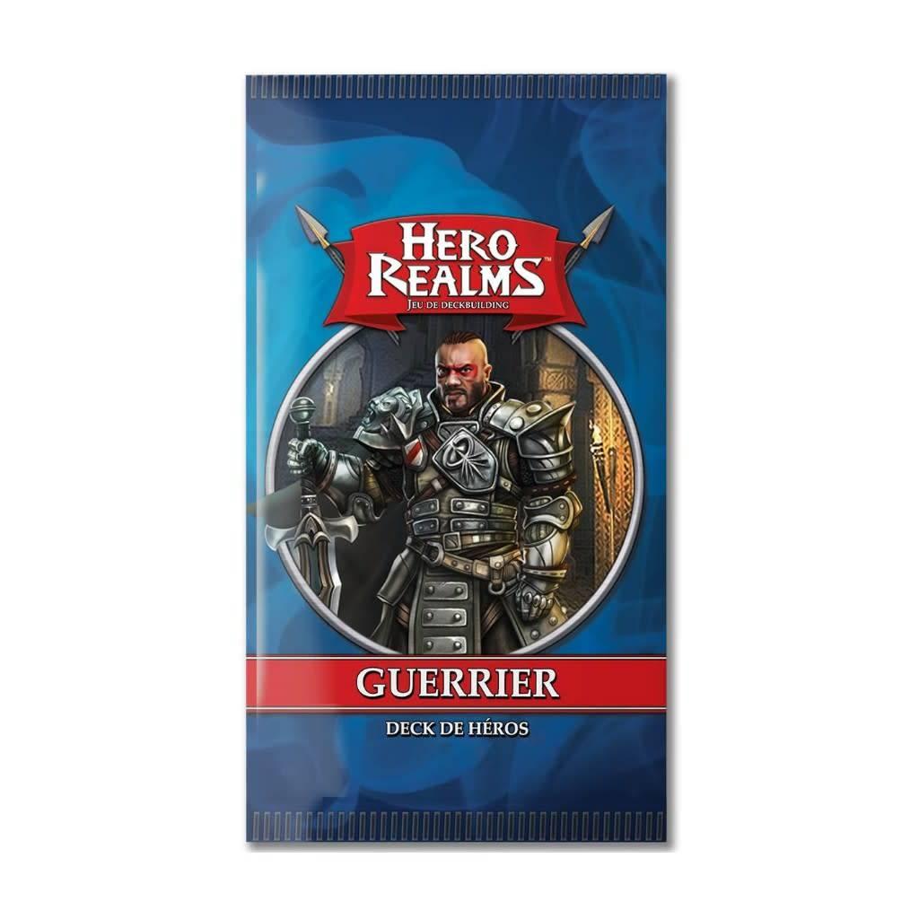 Hero Realms - Pack de Hero - Guerrier FR