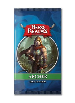 Hero Realms - Pack de Hero - Archer FR