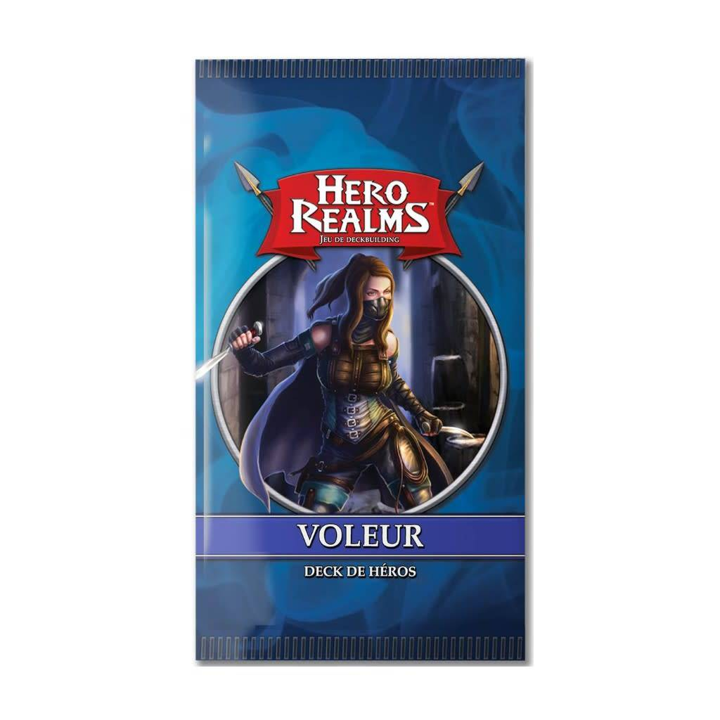 Hero Realms - Pack de Hero - Voleur FR