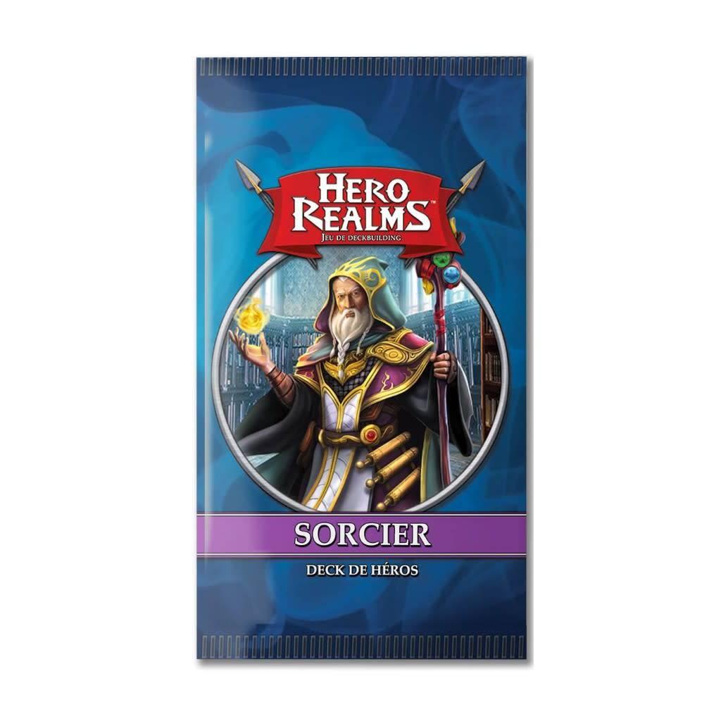 Hero Realms - Pack de Hero - Sorcier FR