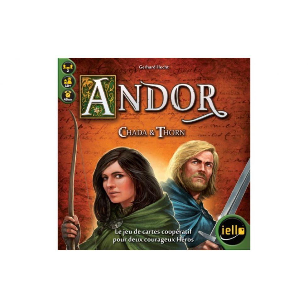 Andor - Chada et Thorn FR