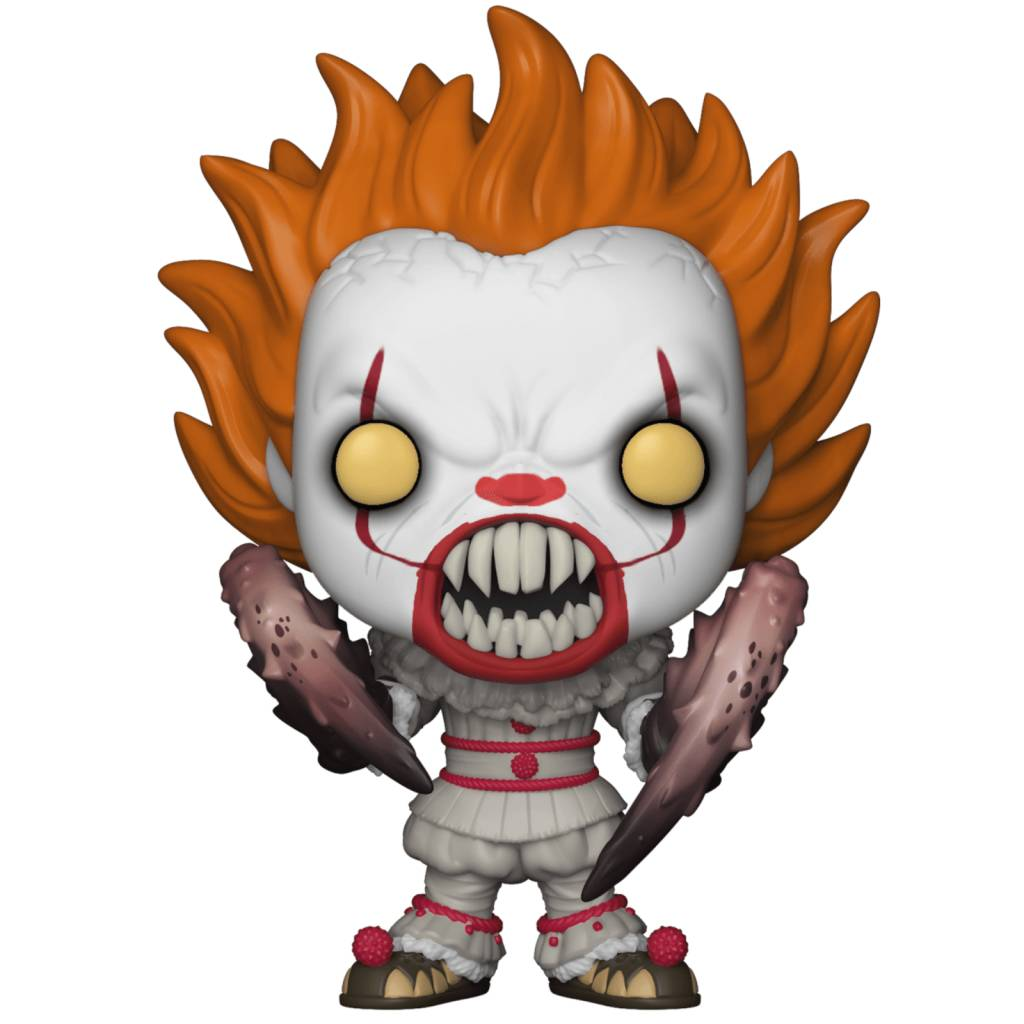 Pop IT Pennywise Spider Legs