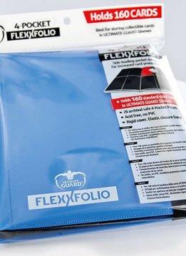 4 Pocket Flexxfolio Black