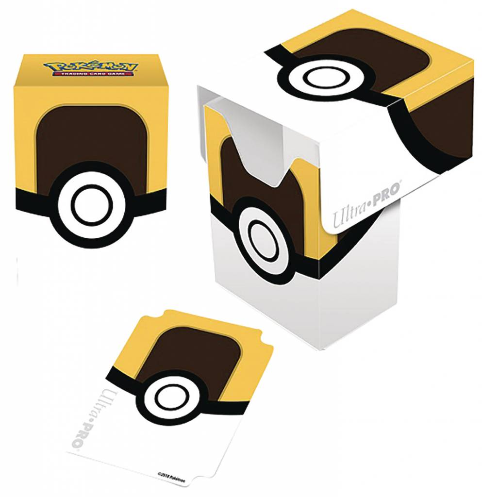 Deck Box Pokemon Ultra Ball