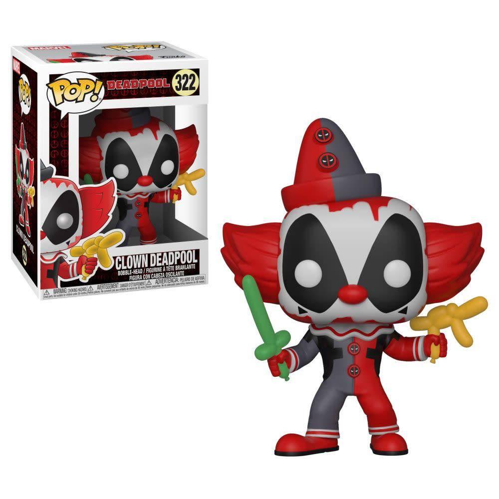 Pop! Deadpool Clown