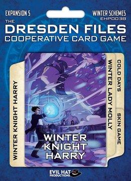 Dresden Files Cooperative CG Exp - Winter Schemes
