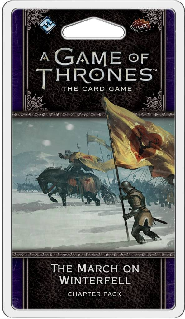 AGOT LCG 2E - The March on Winterfell