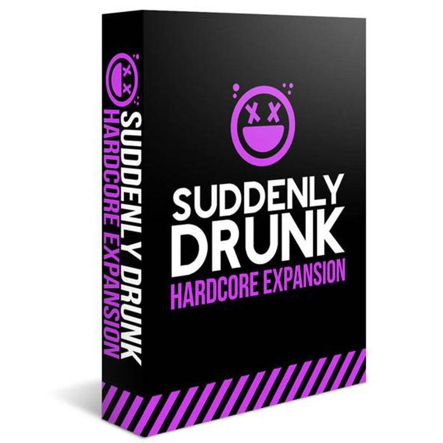 Suddenly Drunk Hardcore Expansion