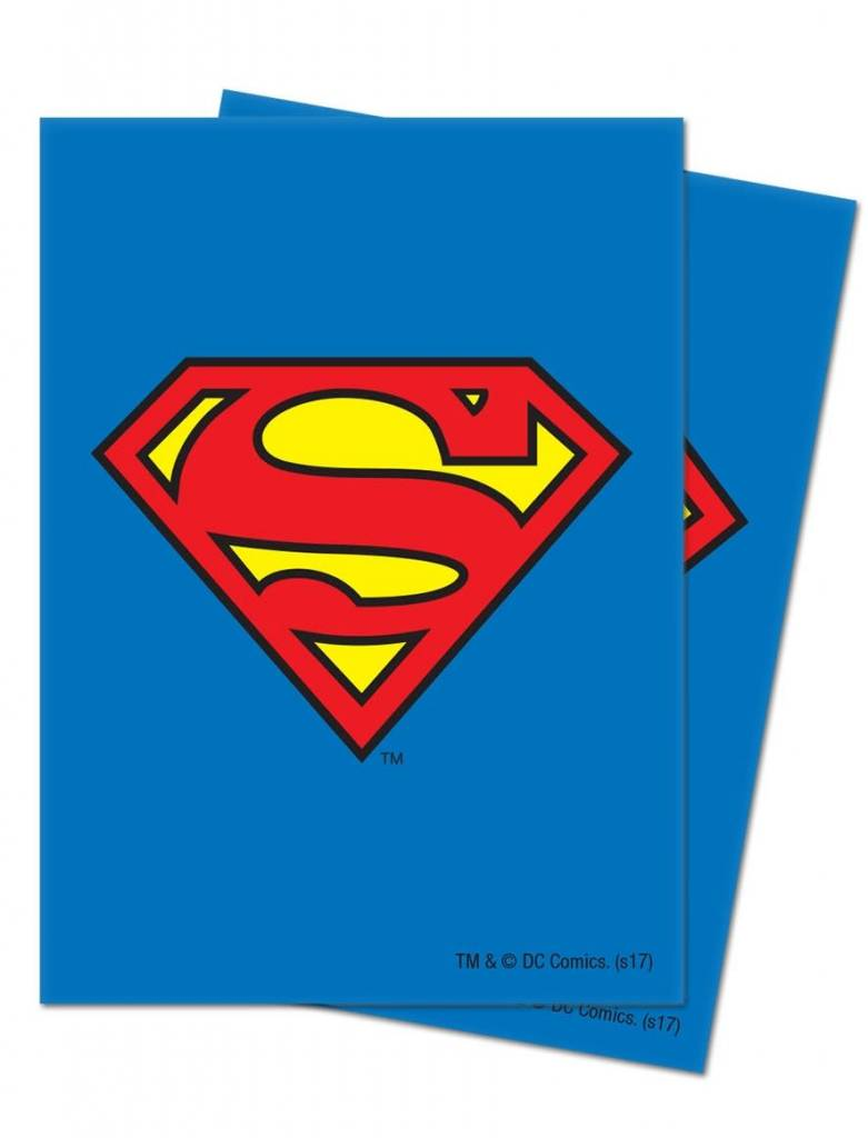 Superman Sleeves 65CT