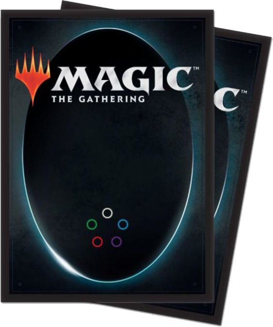 Magic Card Back Sleeves 120ct