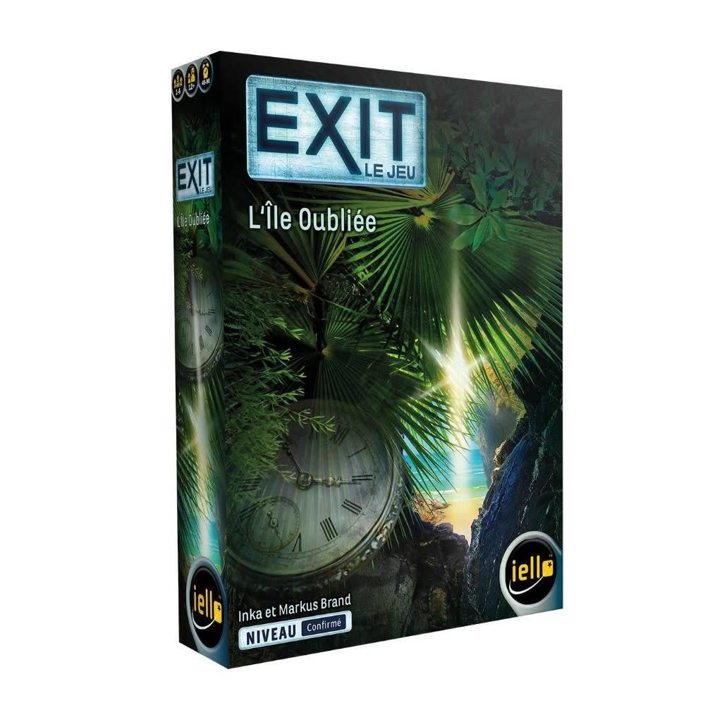 EXIT - L'ILE OUBLIÉE (FR)