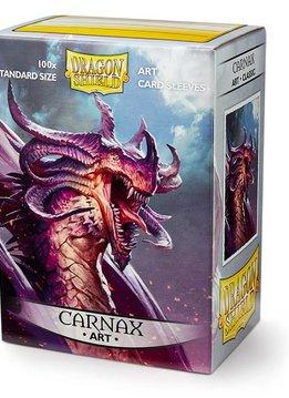 Dragon Shield Art Sleeves - Carnax