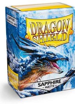 Dragon Shield - Matte Sapphire