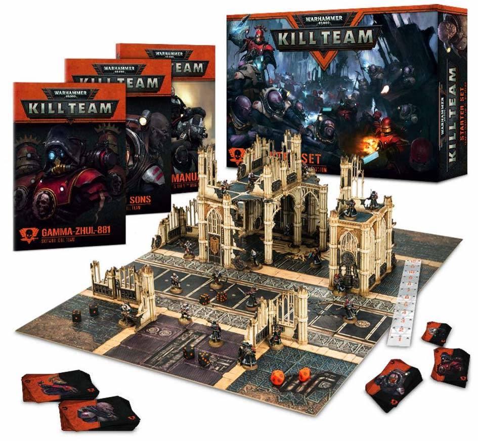 Kill Team 2018 Starter Set FR